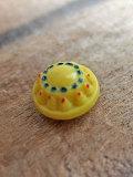 パリ蚤の市 クリニャンクールのデッドストックアクセサリー カップケーキボタン