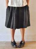 LE VESTIAIRE DE JEANNE LE VESTIAIRE DE CLE VDJ, Uniform skirt, grey woolblend