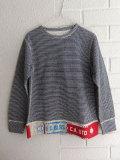 ベルギーブランド bellerose kids 細ボーダー長袖Tシャツ