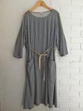 ベルギー婦人服 bellerose woman プリントワンピース