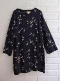 ベルギー子供服 bellerose kids ガールズコーディネイト フラワープリントワンピース