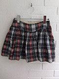 ベルギー子供服 bellerose kids タータンチェックスカート