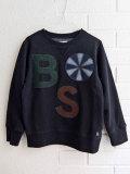 ベルギー子供服 bellerose kids ボーイズ デザイントレーナー