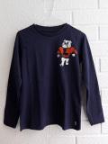 ベルギー子供服 bellerose kids ボーイズ 長袖プリントTシャツ