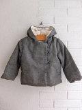 フランス子供服 BONTON 中綿ラメジャケット