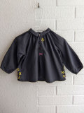 英国ブランド ロンドン発人気ブランド CARAMEL  キャラメル ベビー 刺繍ギャザーブラウス