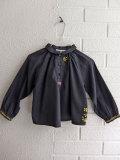英国ブランド ロンドン発人気ブランド CARAMEL  キャラメル 刺繍ギャザーブラウス