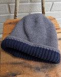 イタリア老舗帽子ブランド GREVI グレヴィ ニットキャップ