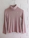 フランス子供服 Lili gaufrette リリゴ−フレット アンゴラ混タートルネック長袖Tシャツ