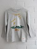 ベルギー子供服 AMERICAN OUTFITTERS アメリカンアウトフィッターズ AO76 デザイン長袖Tシャツ