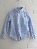 ベルギー子供服 AMERICAN OUTFITTERS アメリカンアウトフィッターズ AO76 プリント長袖シャツ