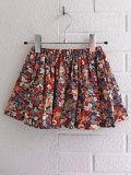 フランス子供服 BONTON ボントン リバティプリントスカート