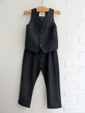 イタリア子供服 DOUUOD セットスーツ ロングパンツ