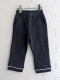 イタリア子供服 DOUUOD  スウェット八分丈パンツ