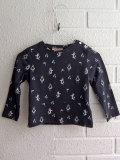 フランス子供服 emile et ida エミールエイダ ペンギンプリントTシャツ