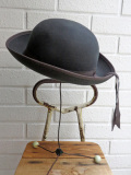 Willys Bowler Hat ウールハット