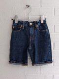 ベルギー子供服 bellerose kids ベルローズキッズ PADRO81 SHORTS デニムバミューダパンツ