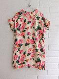 ベルギー子供服 bellerose kids ベルローズキッズ ASTRIDE DRESS フラワープリントワンピース