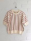 ベルギー子供服 bellerose kids ベルローズキッズ FIZ SWEATSHIRT ストライプライトスウェット