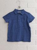 ベルギー子供服 bellerose kids ベルローズキッズ VAZI81 POLO 半袖ポロシャツ