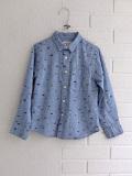 ベルギー子供服 bellerose kids ベルローズキッズ GANIX81L SHIRT プリント長袖シャツ