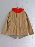 ベルギー子供服 bellerose kids ベルローズキッズ LOHAN COAT フードコートジャンパー