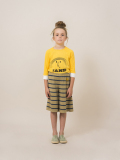 スペイン子供服 BOBO CHOSES ボボショーズ Sun Culotte Pants ボーダーキュロットパンツ