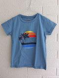 フランス子供服 BONTON ボントン サンセットTシャツ