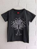 フランス子供服 BONTON ボントン ツリープリントTシャツ