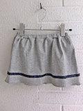イタリア子供服 OLIVE オリーブ スパンコールボーダースカート