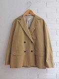 パリジェンヌに人気のフレンチカジュアルブランド soeur スール コットンブレザージャケット
