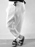 LE VESTIAIRE DE JEANNE LE VESTIAIRE DE CLE VDJ Pockets trousers イタリアンポケットロングパンツ