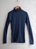 パリジェンヌに人気のフレンチカジュアルブランド soeur コットンリブタートルTシャツ