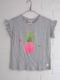 ベルギー子供服 AMERICAN OUTFITTERS アメリカンアウトフィッターズ AO76 パイナップルTシャツ