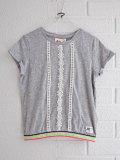 ベルギー子供服 AMERICAN OUTFITTERS アメリカンアウトフィッターズ AO76 レースTシャツ