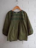 ベルギー子供服 bellerose kids ベルローズキッズ ガールズ コットンレースブラウス