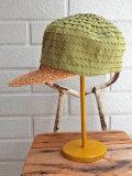 イタリア老舗帽子ブランド GREVI グレヴィ グログランキャップ