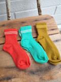 CARAMEL キャラメル caramel baby&child  Rib Baby Ankle Socks, ベビーリブソックス