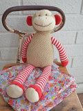 BONTON  ボントン ぬいぐるみ 編みぐるみ サル