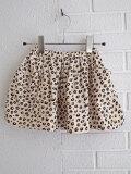 フランス子供服 BONTON ボントン レオパードスカート