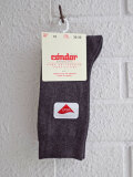 CONDOR Plain stitch socks プレーンソックス
