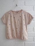 emile et ida フルーツ刺繍Tシャツ