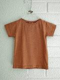 ベルギー子供服 Heart of Gold liz to dirk ボーダーTシャツ