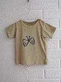 ベルギー子供服 Heart of Gold liz to dirk プリントTシャツ ちょうちょ