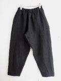 Le vestiaire de jeanne VDJ Classic trousers, linen クラシックリネンロングパンツ