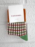 CARAMEL キャラメル イギリス子供服 クルーソックス