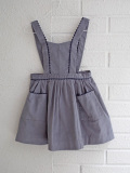 CARAMEL キャラメル イギリス子供服 エプロンスカート
