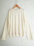 SOFIE D'HOORE ソフィードール カシミアクルーネックセーター
