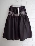 SOFIE D'HOORE ソフィードール スモッキングスカート