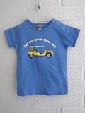 フランス子供服 BONTON くるまプリントTシャツ